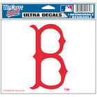 Boston Red Sox 5 x 6 2012 Ultra Decal Free Shipping