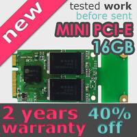 KingSpec MINI PCI-E PATA SSD HDD Hard drive 16GB fit Dell Mini 9 INSPIRON 910