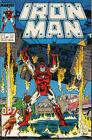 IRON MAN # 8 Play Press 1989