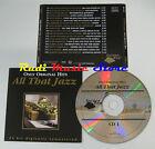 CD ALL THAT JAZZ ella fitzgerald sinatra armstrong goodman 2002 NO lp mc dvd vhs