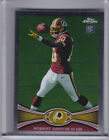 2012 TOPPS CHROME #200 ROBERT GRIFFIN III ROOKIE RC WASHINGTON REDSKINS