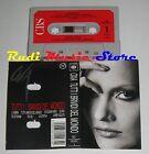 MC ANNA OXA Tutti i brividi del mondo 1989 ITALY CBS 465497 4 * no cd lp dvd*vhs
