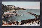 Carte postale ancienne NICE - L'Entrée du Port