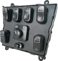 NEW 1998-2003 Mercedes Benz ML320 Electric Power Window Master Control Switch