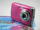 aquapix 16MP max underwater digital camera, Waterproof, lomo effect, pink colour