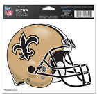 New Orleans Saints 5 x 6 2012 Ultra Decal Free Shipping
