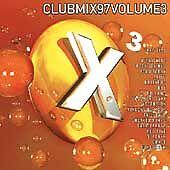Club Mix '97, Vol. 3 - 1997 35-track CD Album