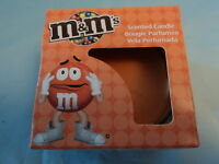 Twisted Citrus Scented M&M's Candle & Glass Holder - New & Boxed