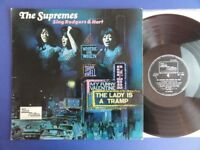 THE SUPREMES SING RODGERS AND HART tamla motown 67 mono A1B1 UK Lp