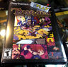 DISGAEA HOUR OF DARKNESS PS2 PLAYSTATION 2 USA NUEVO NEW FACTORY SEALED ATLUS