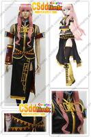 Vocaloid 2 Megurine Luka cosplay costume fress shipping