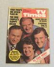 TV TIMES MAGAZINE October 25-31 1975 - ELVIS PINUP, MR SPOCK ARTICLE