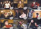 X-MEN ORIGINS OF WOLVERINE MOVIE 2009 RITTENHOUSE BASE CARD SET OF 72 MARVEL