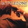 Paul Di'Anno's Battlezone - Feel My Pain (2013) CD NEW/SEALED KRECD68 SPEEDYPOST