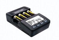 Global Shipping Powerex MH-C9000 Battery Charger Analyzer NiMH NiCd AA AAA Maha