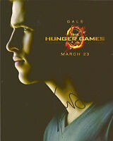 Liam Hemsworth 'The Hunger Games' Signed 10x8 Photo AFTAL