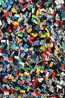 LEGO Bulk LOT 100 PLATE 1x2 Random Black Blue White Yellow Red Green Part Piece