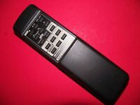 SHARP RRMCG0103AWSA AUDIO SYSTEM REMOTE CONTROL ++ TESTED ++ FAST SHIPPING ++