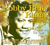 "Bobby ""Blue"" Bland - Farther Up the Road (2008)  CD  NEW/SEALED  SPEEDYPOST"