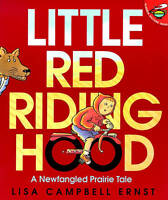 NEW Little Red Riding Hood - A Newfangled Prairie Tale (Aladdin Picture Books)