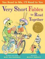 NEW You Read to Me, I'll Read to You: Very Short Fables to Read Together