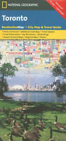 Toronto (National Geographic Destination City Map) by National Geographic Maps