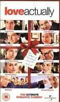 Love Actually, Hugh  Grant, VHS Video Tape