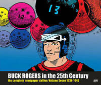 Buck Rogers in the 25th Century: The Complete Newspaper Dailies Volume 7 (Buck R