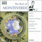 NEW Best Of Monteverdi (Audio CD)