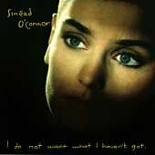 Sinéad O'Connor - I Do Not Want What I Haven't Got (1990)  CD  SPEEDYPOST