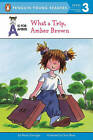 NEW What a Trip, Amber Brown (A Is for Amber) by Paula Danziger