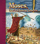 NEW Moses, Gods Chosen Leader: Drawn Directly from the Bible by Various