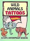 NEW Wild Animals Tattoos (Dover Tattoos) by Jan Sovak
