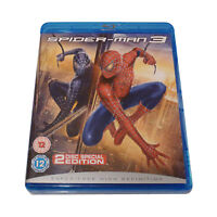 Spider-Man 3 (Blu-ray, 2007, 2-Disc Set)