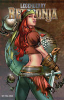 NEW Legenderry: Red Sonja by Marc Andreyko