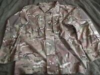 BRITISH ARMY ISSUE MTP multicam PCS COMBAT shirt jacket 170/96 MEDIUM M R