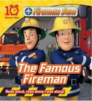 Fireman Sam: The Famous Fireman by Egmont UK Ltd (Paperback, 2012) ##AB1100