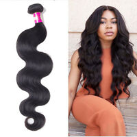100g Virgin Body Wave Human Hair Bundles Unprocessed Malaysian Hair Extension