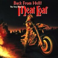 Meat Loaf Back from hell-The very best of (1993) [CD]
