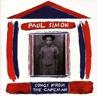 Paul Simon Songs from the capeman (1997) [CD]