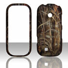 Camo Grass LG Cosmos 2 II VN251 Verizon Case Cover Hard Phone Cases