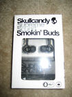 Skullcandy Supreme Sound Smokin' Buds Mic 1 Black  #S2SBFY-033
