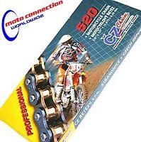 SUZUKI RM125/250 RMZ250/450  CZ HEAVY DUTY 520 PRO MOTOCROSS CHAIN
