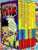 Yuck Series 12 Books Collection Set
