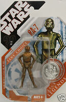 """RA-7 Death Star Protocol Droid Star Wars A New Hope """"Fans Choice"""" Figure"""