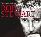 NEW The Definitive Rod Stewart (Deluxe Edition) (2CD/1DVD) (Audio CD)
