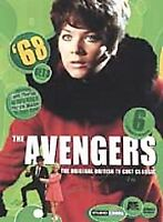 The Avengers '68, Set 3, Good DVD, Patrick Macnee, Diana Rigg, Honor Blackman, L