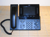 Cisco CP-9951-CL-K9 Unified IP SIP Endpoint Telefon Phone VoIP