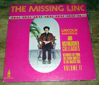 LINCOLN MAYORGA THE MISSING LINC USA LP