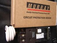 MURRAY 60 AMP GFCI DOUBLE POLE BREAKER  NEW MP260GF
